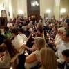 Armenios de cuatro generaciones conmemoraron el Centenario del Genocidio