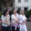 Día de la Cultura termina en entusiasta baile