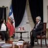 Nueva Embajadora de Armenia presenta cartas credenciales y analiza acuerdo euroasiático