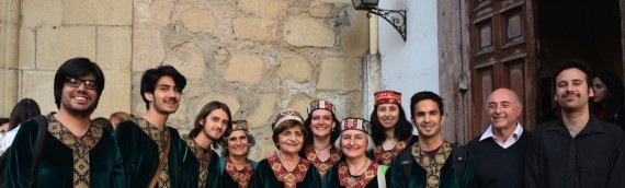 Coro Dzizernak se presentará en Fundación Cultural de Providencia