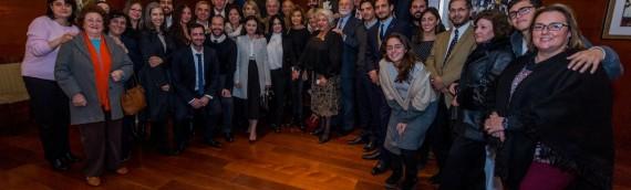 """Embajadora Mkrtumyan: """"Ustedes son nuestros embajadores naturales"""""""